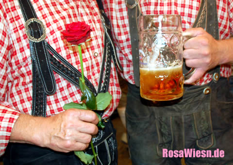 Gay Wiesn Termine - Schwuler Oktoberfest Kalender - Gaydates and Dating events at the Munich Oktoberfest